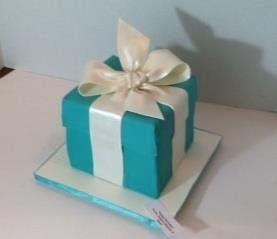 Tmx 1352728188528 TiffanyBox Rockville, MD wedding cake