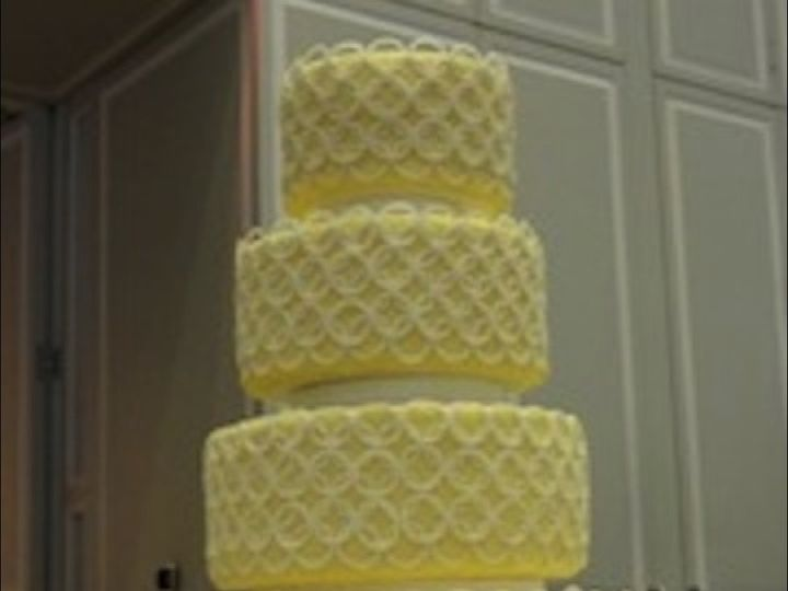 Tmx 1352728205323 Ringcake Rockville, MD wedding cake