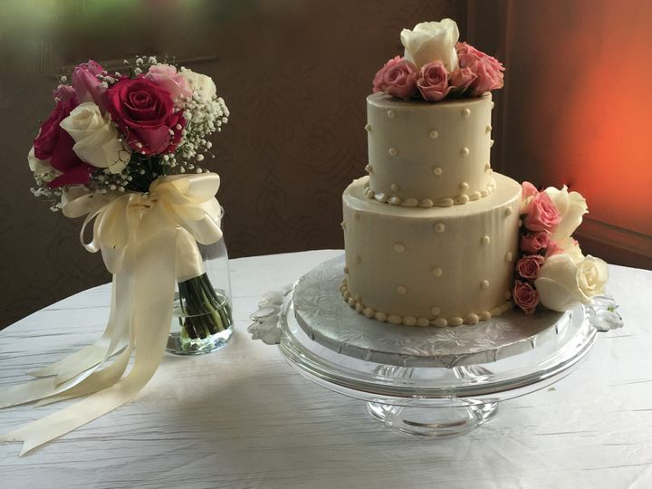 Tmx 1464112308922 Weddingcakecupcakedcmarylandvirginiasavvy Treatsde Rockville, MD wedding cake