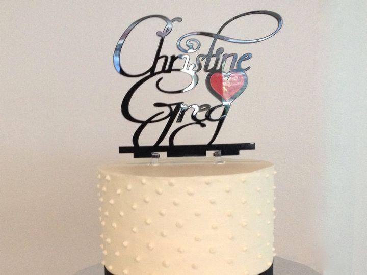 Tmx 1464112342237 Weddingcakecupcakedcmarylandvirginiasavvy Treatsde Rockville, MD wedding cake