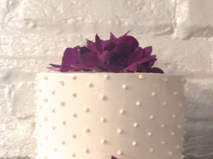 Tmx 1464112359710 Weddingcakecupcakedcmarylandvirginiasavvy Treatsde Rockville, MD wedding cake