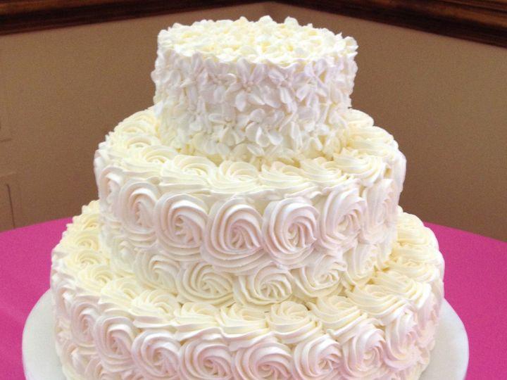 Tmx 1464112413680 Weddingcakecupcakedcmarylandvirginiasavvy Treatsde Rockville, MD wedding cake