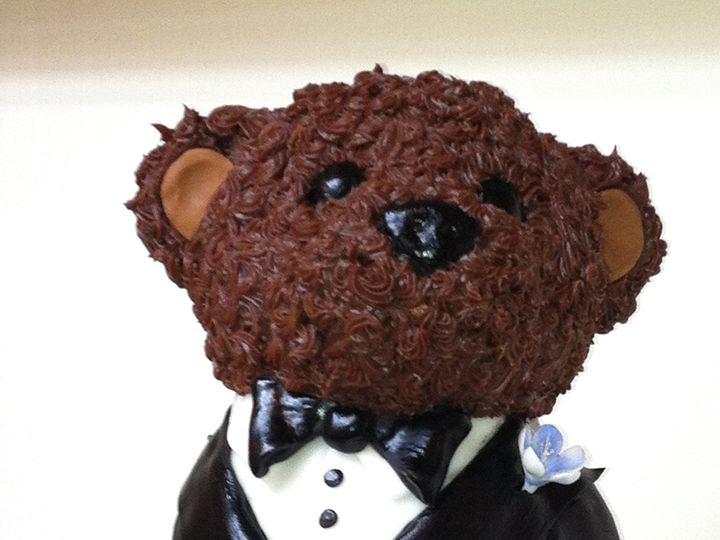 Tmx 1464112428709 Weddingcakecupcakedcmarylandvirginiasavvy Treatsde Rockville, MD wedding cake
