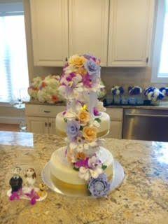 Tmx 1484232553145 Unnamed 1 Rockville, MD wedding cake