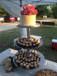 Tmx 1484232562355 Unnamed 4 Rockville, MD wedding cake