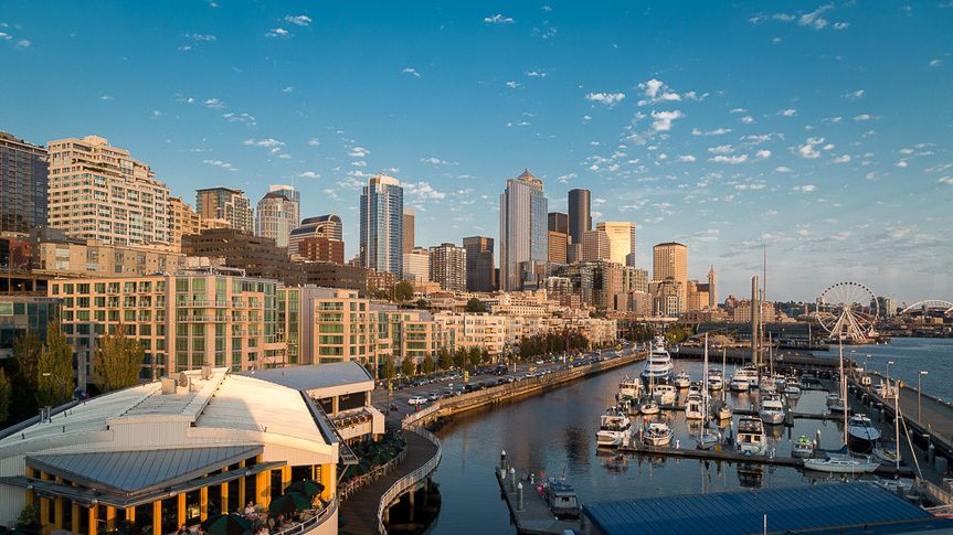 Your guests will love our prime location on the waterfront, walking distance to Seattle's top...