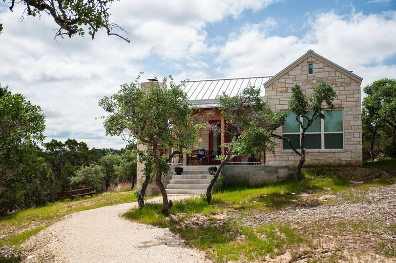 The Pauline, our luxury one bedroom Casita on Honeymoon Hill, Hill Country Casitas