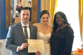 Wedding Officiant Julie Dotson