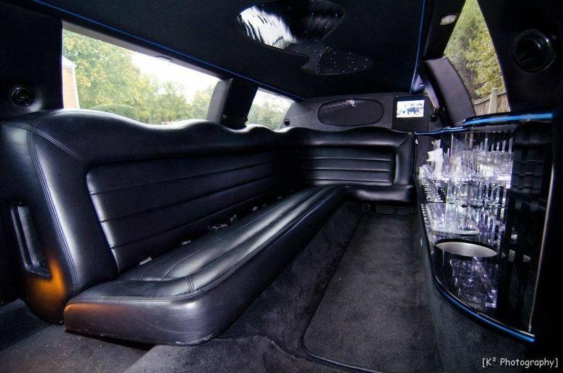 10 passenger Lincoln Town Car Limousine