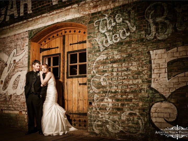 Tmx 1420382567623 Bride And Groom   Callie Weddings  Hailey  Barrett Abbeville, South Carolina wedding florist