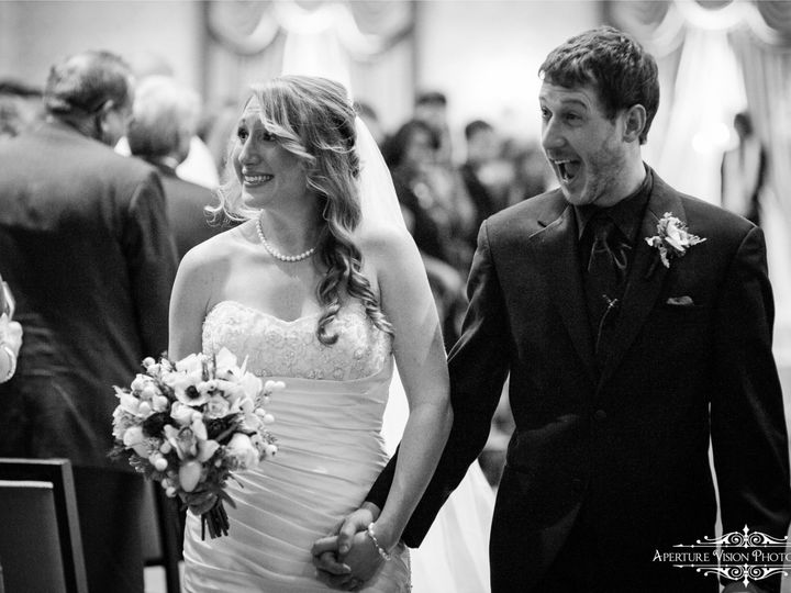 Tmx 1420382577265 Bride And Groom Recessional   Callie Weddings  Hai Abbeville, South Carolina wedding florist