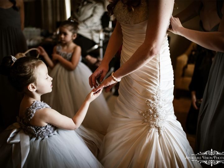 Tmx 1420382637571 Flower Girl And Bride   Callie Weddings  Hailey  B Abbeville, South Carolina wedding florist