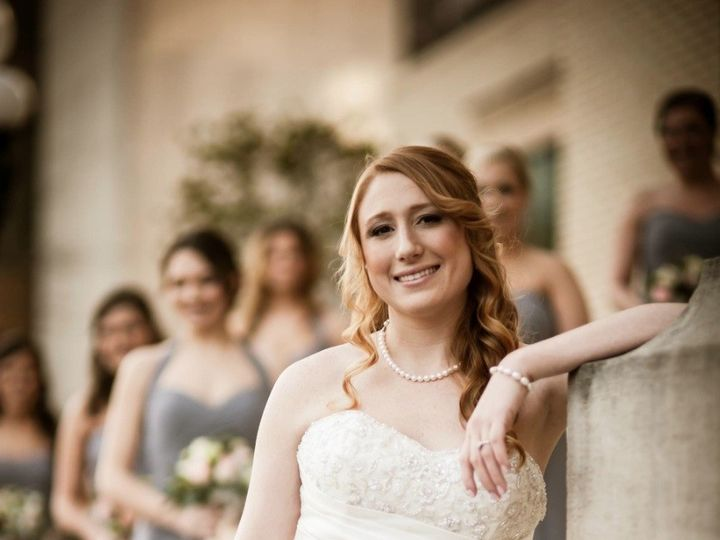 Tmx 1420382645791 Glamourous Winter Bride And Bridesmaids   Callie W Abbeville, South Carolina wedding florist