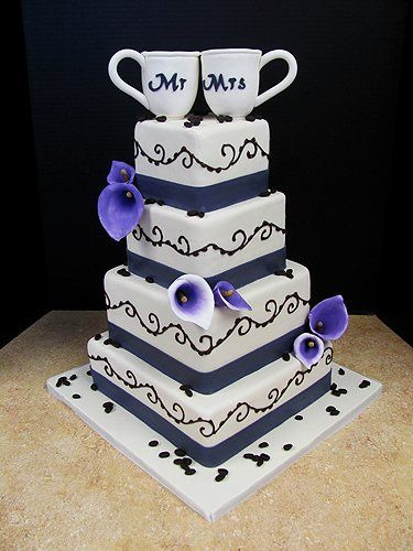 Tmx 1357748672532 IMG6214 Norristown wedding cake