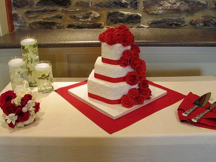 Tmx 1357748695702 IMG61492 Norristown wedding cake