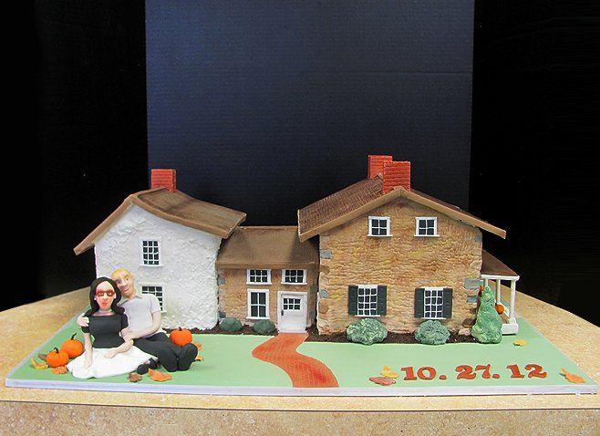 Tmx 1357749333744 IMG7287 Norristown wedding cake