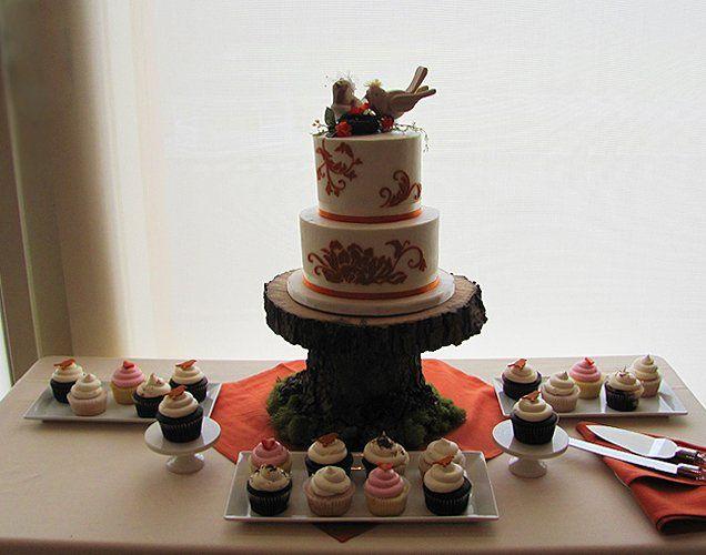 Tmx 1357749537315 IMG6746 Norristown wedding cake