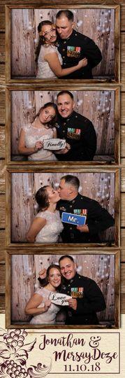 Wedding Photo Srrip