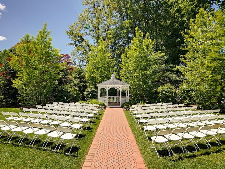 Tmx Gazebo Wedding Ceremony 51 2940 1566991322 Morristown, NJ wedding venue