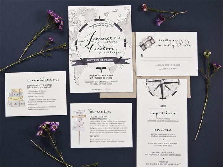 Tmx 1493409460433 Adventure4 New Hampton wedding invitation