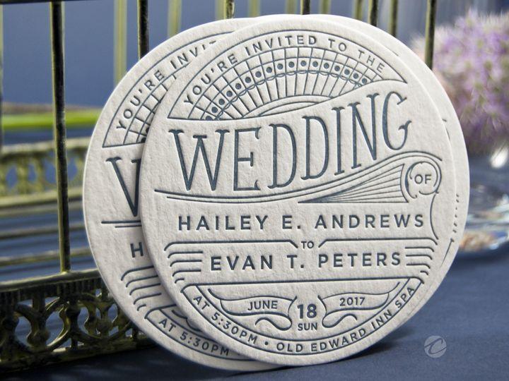 Tmx 1493409474008 Coaster1 New Hampton wedding invitation
