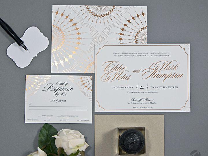 Tmx 1493409510578 Kaleidoscope4 New Hampton wedding invitation