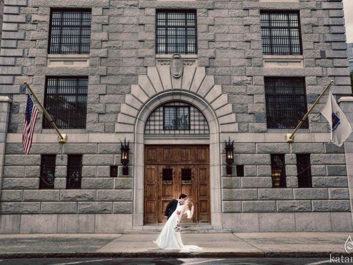 Tmx 1476215013639 Kataram Studios The Liberty Hotel 032 Watertown wedding photography