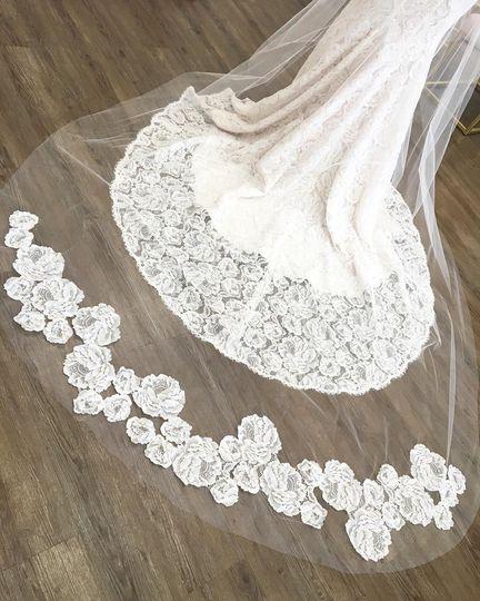 Town Country Bridal Dress Attire New Orleans La Weddingwire