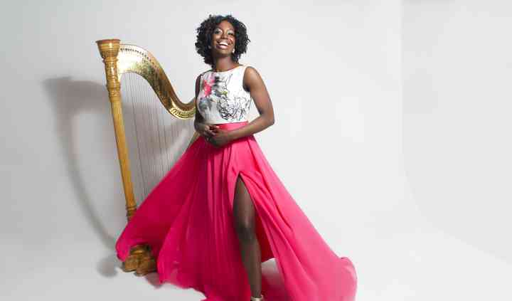 Private Events with Harpist Brandee Younger