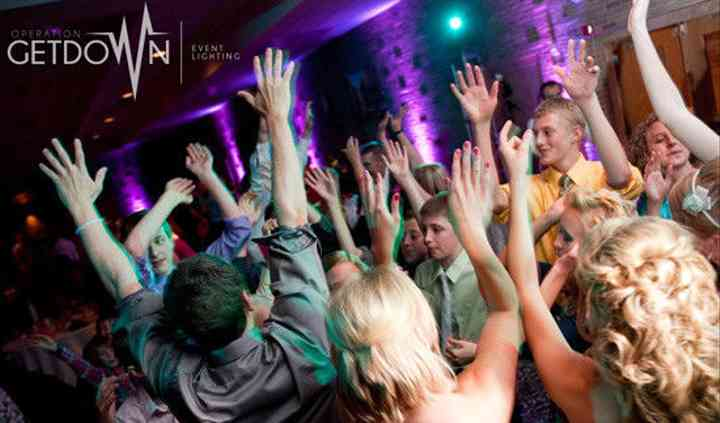 Operation Getdown DJs & Event Lighting