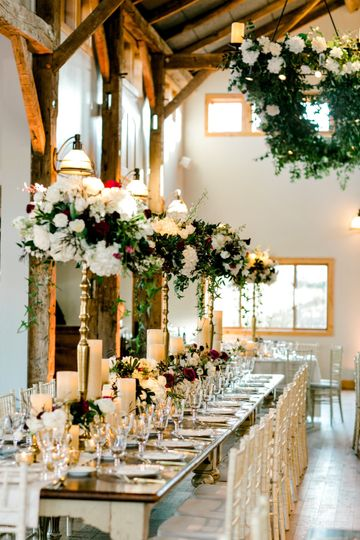 Whim Hospitality Florals