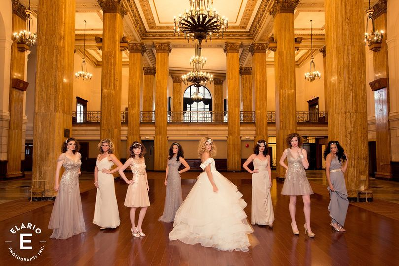 Weddings at 90 State Events. Weddings in Albany, NY.