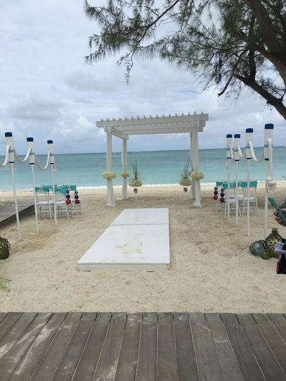 Beach venue - Beaches