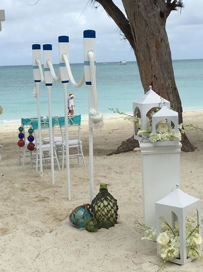 Decorations - Beaches