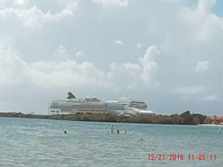 A Honeymoon cruise