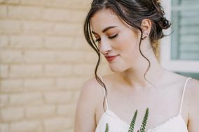 Rose Gold Bridal Beauty