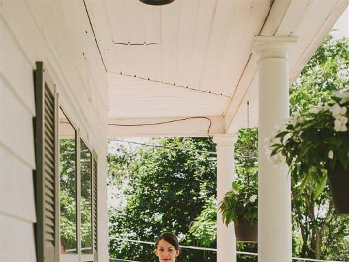 Tmx 1382558142846 Elizabeth On Porch Melrose wedding dress