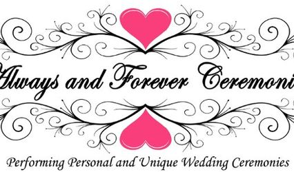 Always and Forever Ceremonies, LLC 1
