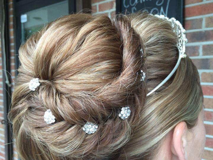 Tmx 1520989199 Aebb28af6d9008b8 1520989196 869f2c2dfe3202e1 1520989187680 1 Bridal Hair 01133  Stony Brook, NY wedding beauty