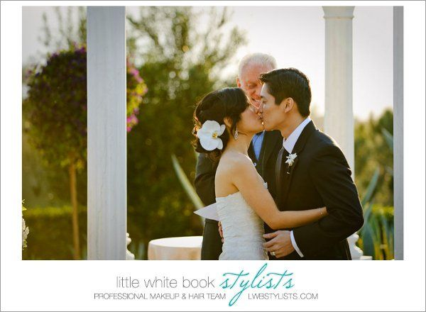 Makeup and hair by 