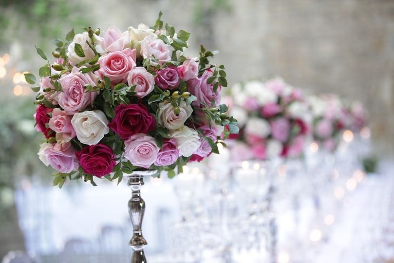 infinity wedding and events
