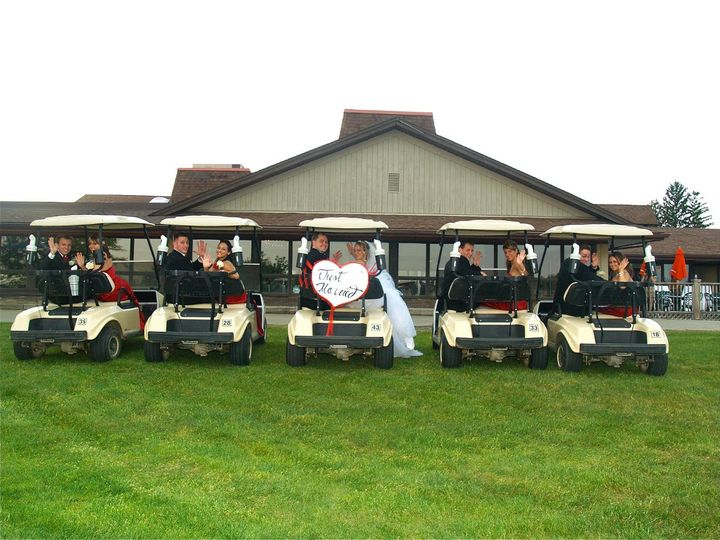 Briarwood Golf Club - Venue - Broadview Heights, OH - WeddingWire on limo golf cart rims, limo golf cart kits, limo golf cart parts,