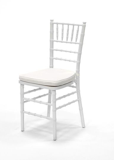 Beautiful brand new Chiavari chairs in all colors for rent.