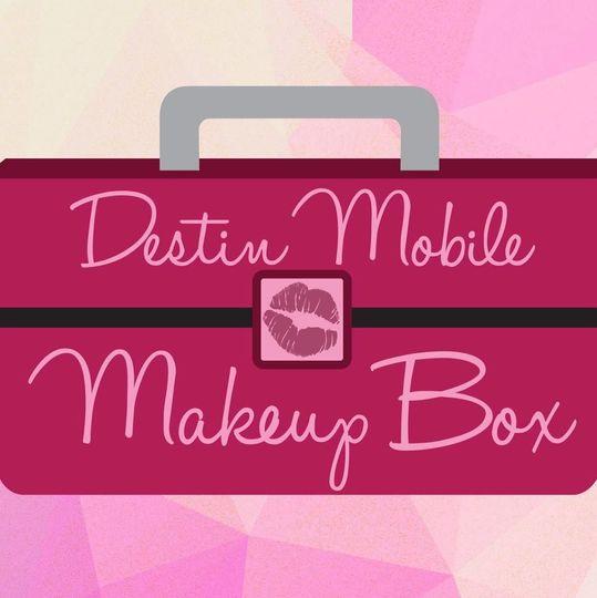 Destin/30a Mobile Makeup Box