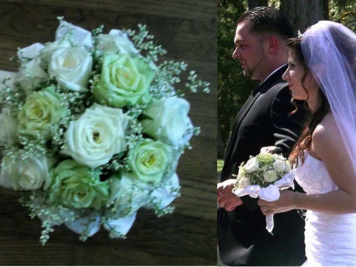 Tmx 1344393977213 Dannerbridecombo Portland wedding florist