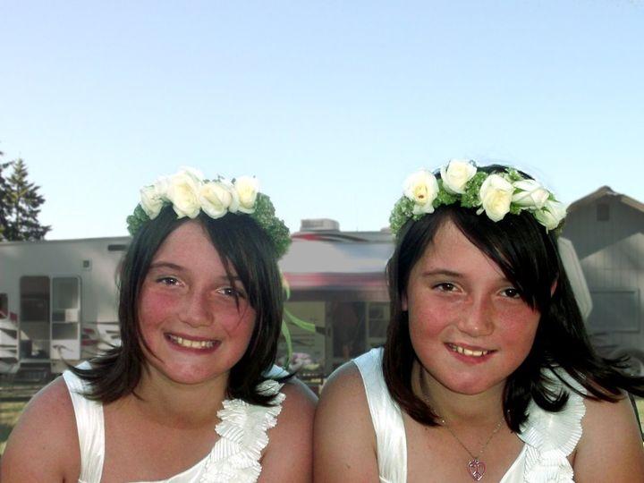 Tmx 1344394922225 Dannerjrflwrgirls Portland wedding florist