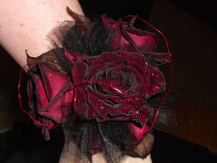 Tmx 1400751210484 Dark Beaut Portland wedding florist