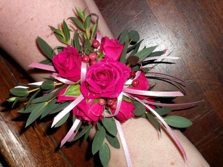Tmx 1400751779458 Joyous Pink Corsag Portland wedding florist