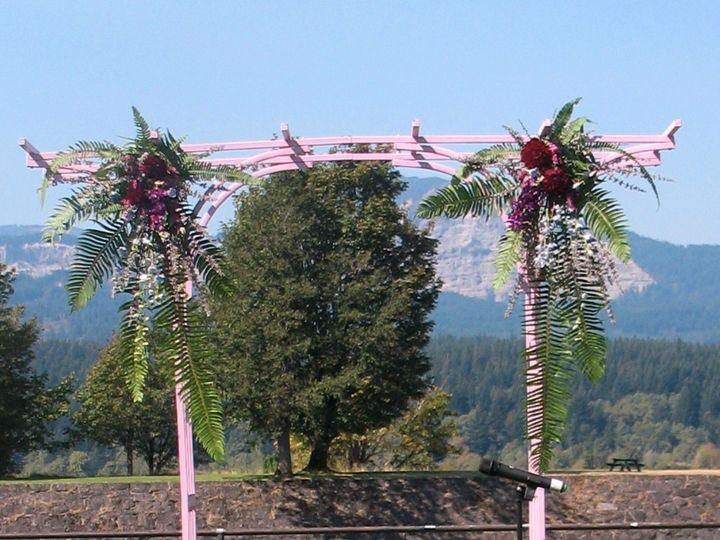Tmx 1400752893949 Pah Tu Arc Portland wedding florist