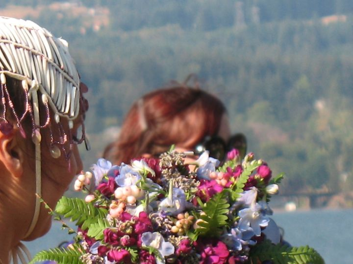 Tmx 1400753007320 Pah Tu Bridal Bouque Portland wedding florist
